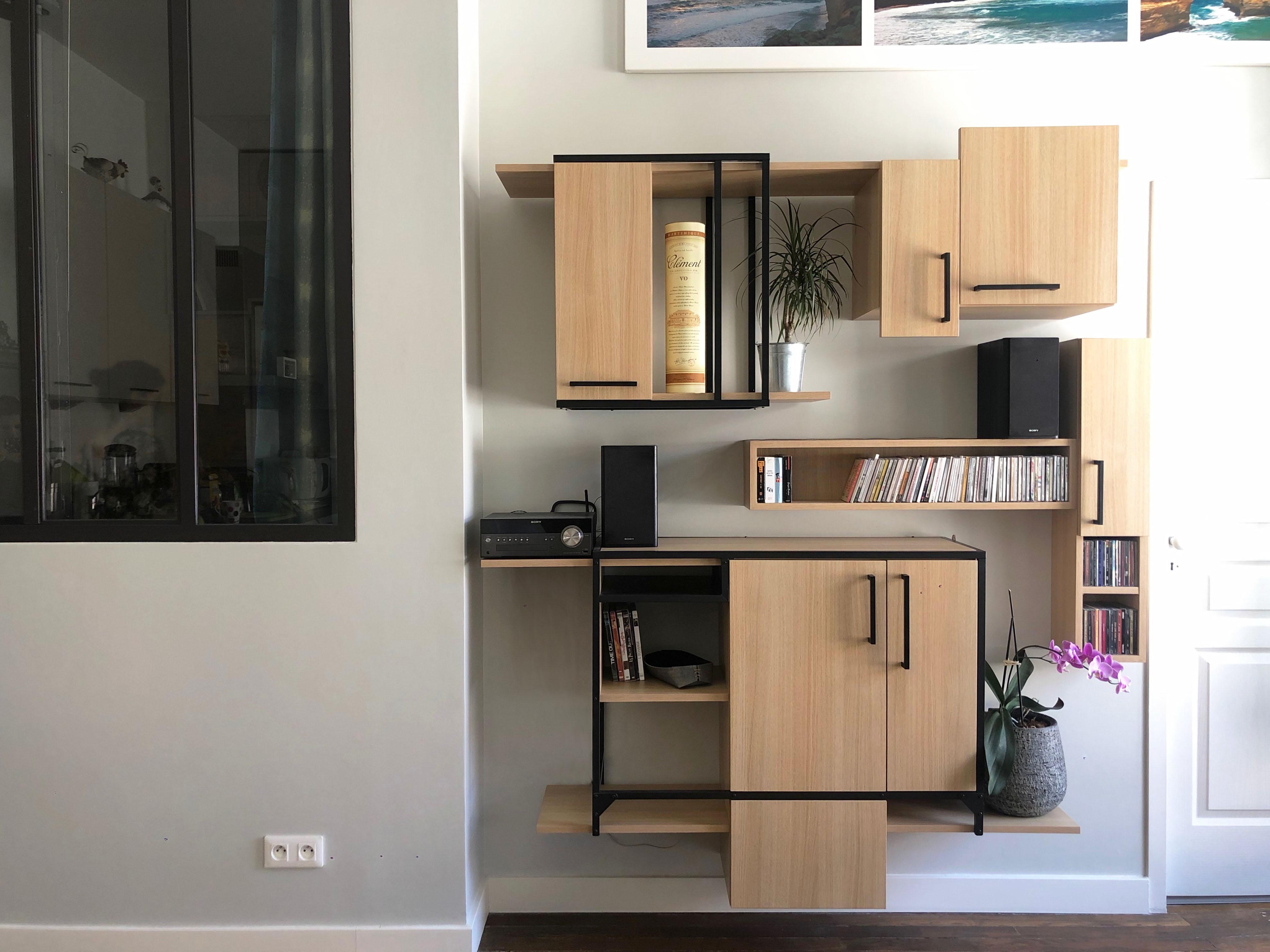 article mon meublé blog décoration Maellearchitecture définition du réemploi rénovation responsable et écologique transformation d'un meuble ikea