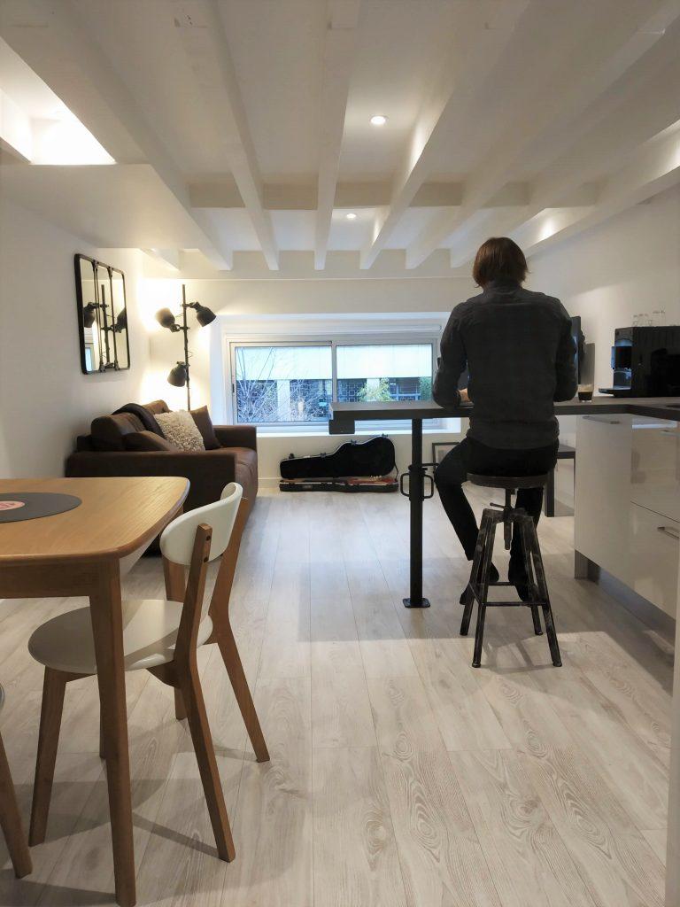 profil professionnel Mon Meublé Maëlle Gilet MaëlleArchitecture agence architecte d'intérieur Lyon rénovation décoration écologique réemploi