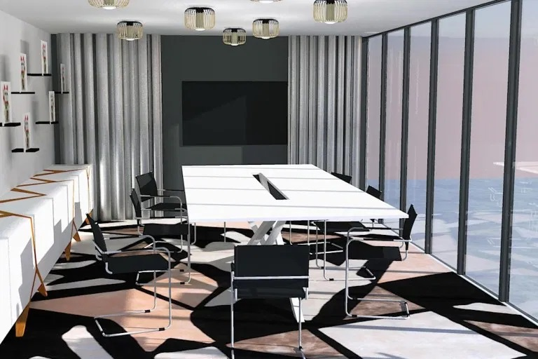décorateur intérieur Région parisienne projet décoration clé en main exemple décoration volume et lumière coaching déco décoration design