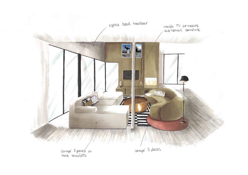 blog décoration Ophélie Ribeyre présentation d'une future architecte d'intérieur petite bio