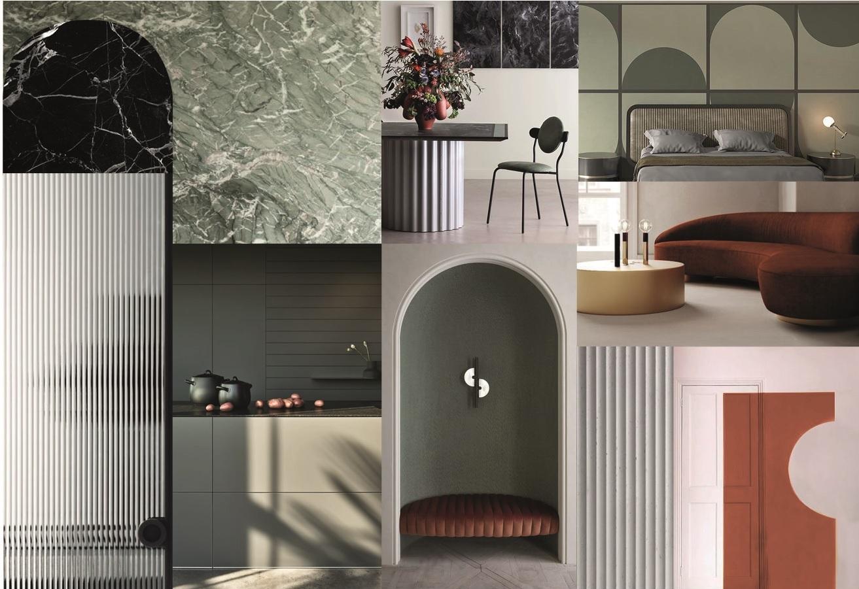 blog décoration Ophélie Ribeyre présentation d'une future architecte d'intérieur moodboard du projet présenté