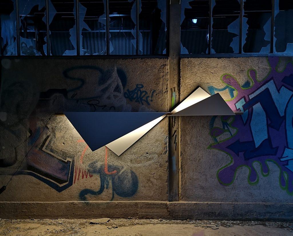 blog décoration Mon Meublé présentation Sven Rusti Flapping wings les réalisations