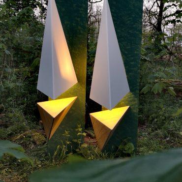 Sven Rusti Design – Luminaire – Scalène