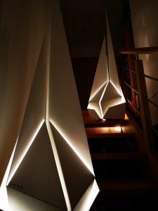 Luminaire – Sven Rusti Design – Voilier