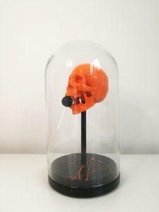 article blog Mon Meublé déco JB artiste curiosity skull