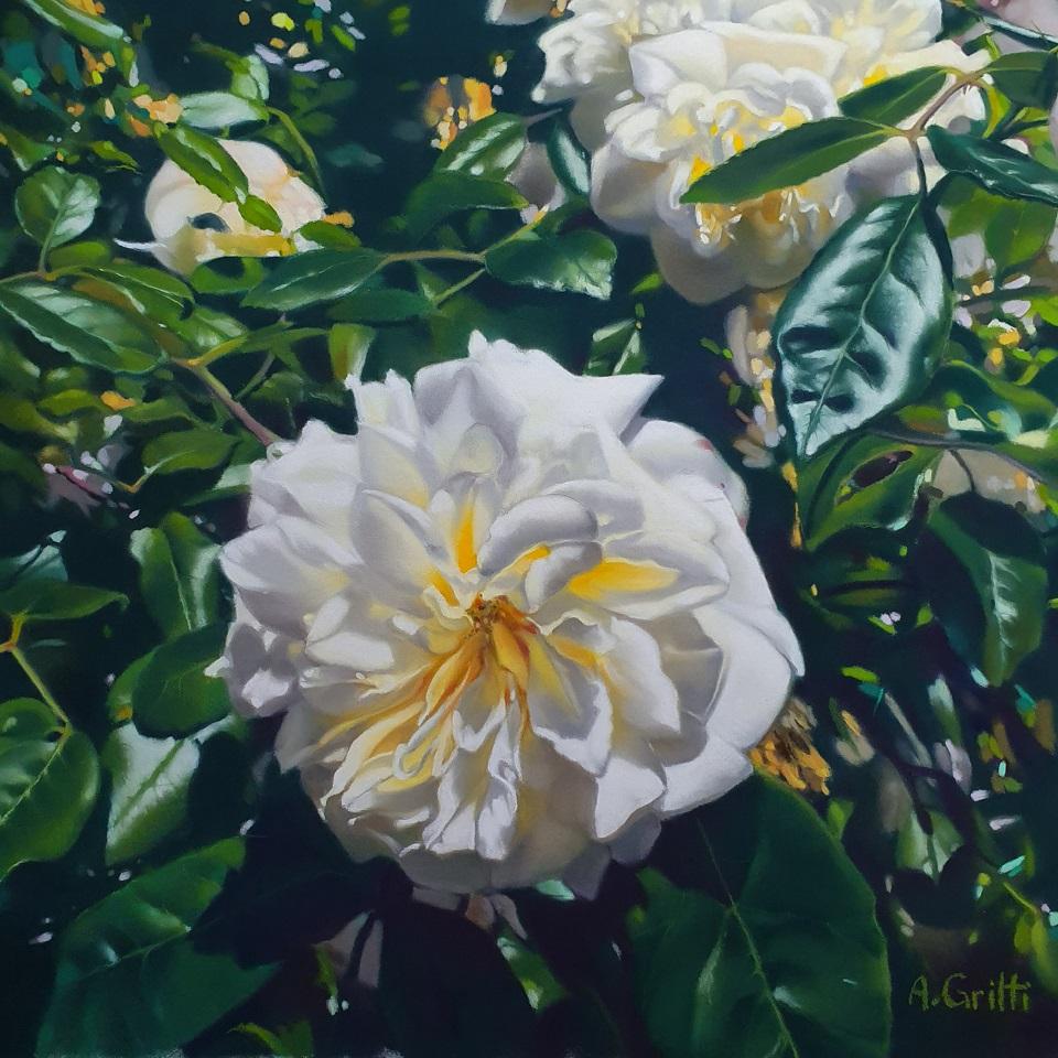 mon meublé décoration blog audrey gritti inspiration photo fleur
