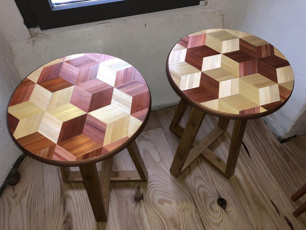 Marqueteur de paille motifs marqueterie de paille transformer un meuble