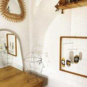 blog décoration Mon Meublé Lydie Baron Lysmobil bauhaus ovale