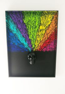 article blog Mon Meublé déco JB artiste my bring brain collection painting