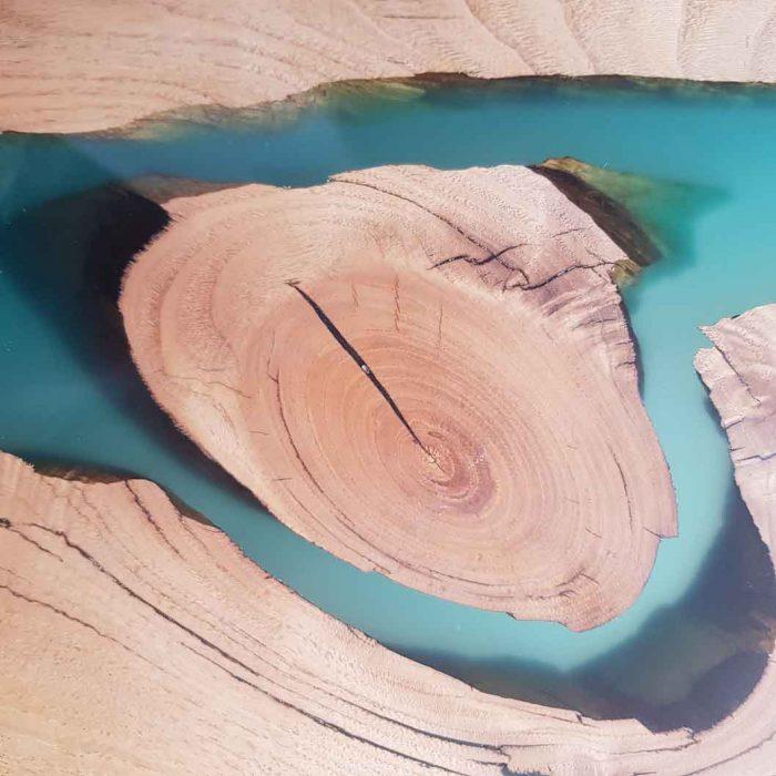 Présentation Marty Creation Artisan ébéniste Toulouse Créateur bois résine époxy tables rivières