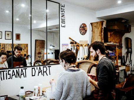 Restauration mobilier – L'atelier aux 4 mains
