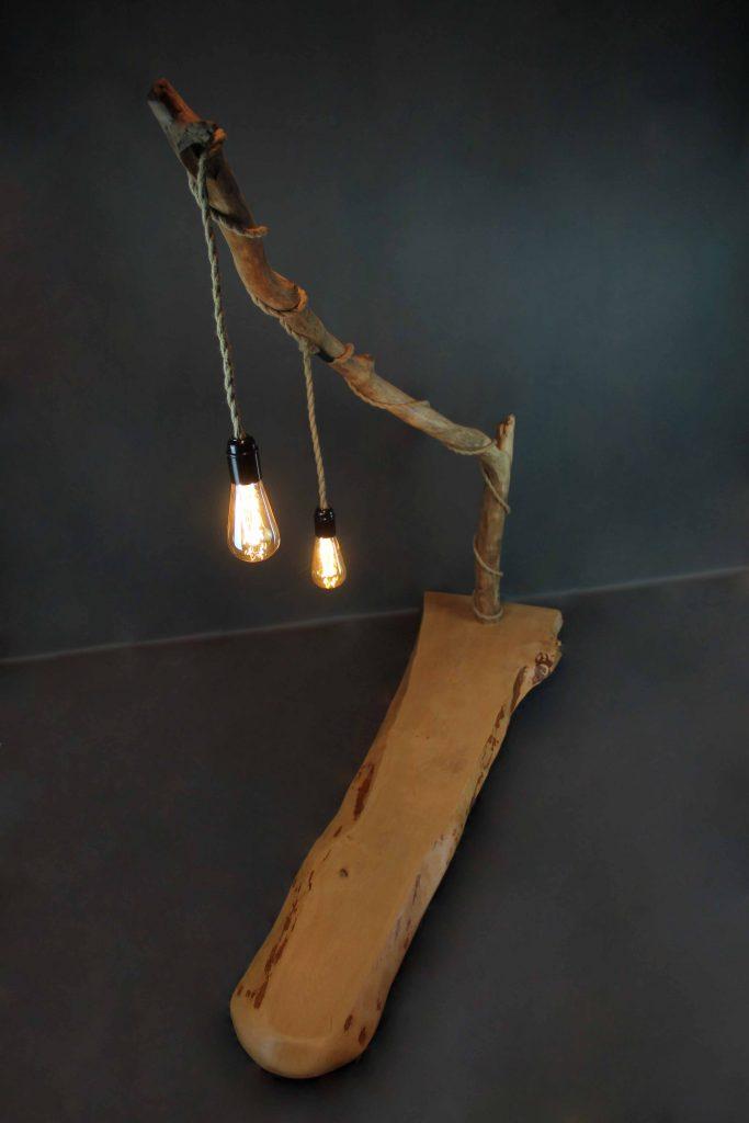 Artiste libre Sbands Fabrication artisanale grenoble Travail du bois deuxième échelon