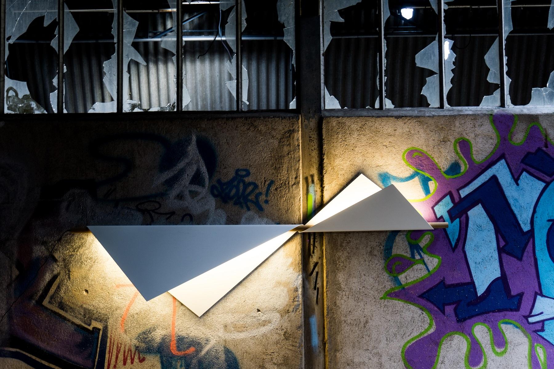 Sven Rusti Design - Luminaire - Flapping Wings