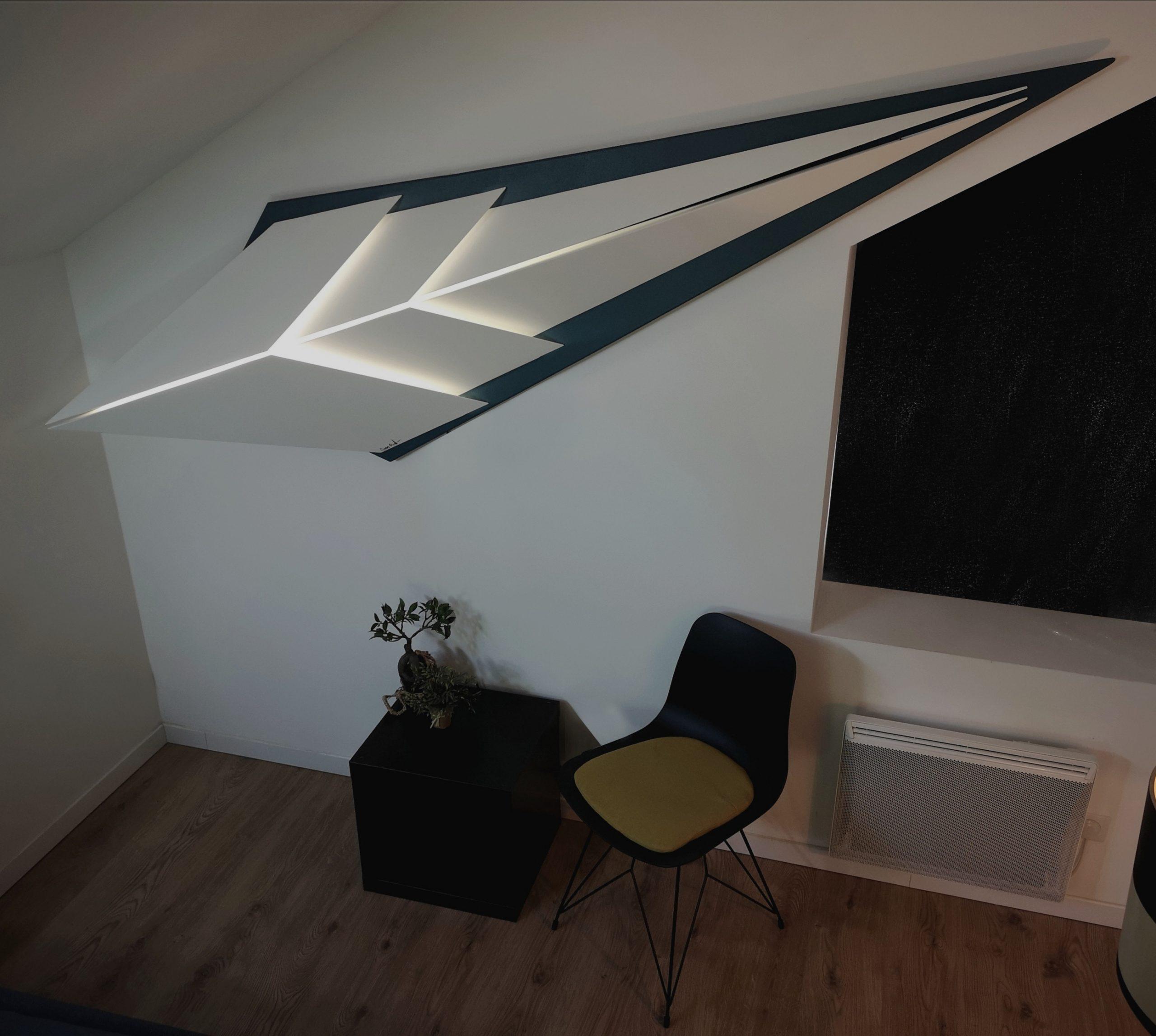 Luminaire – Sven Rusti Design – Fireball