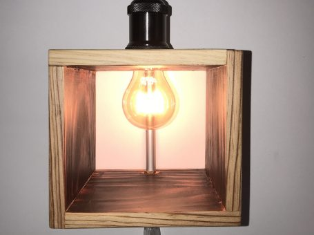 LUZANDWOOD – Luminaires – Lampe Cube