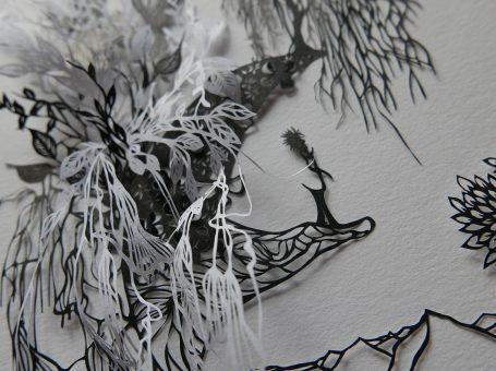 Découpe papier – Marie-Laure Beun