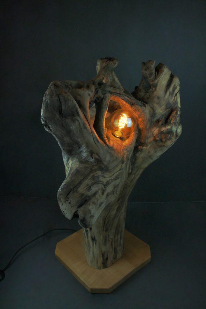 Aube de la Nature Fabrication artisanale Travail du bois grenoble Artiste libre Sbands