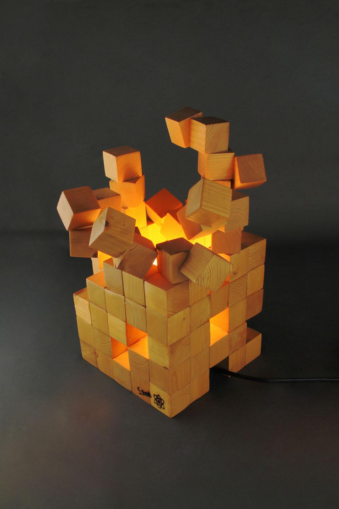 Luminaire - Sbands - Explosion³