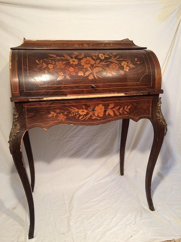Artisan d'art atelier restauration meuble ancien Toulouse Revel