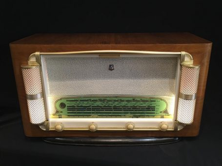 Restauration radio TSF – L'atelier aux 4 mains