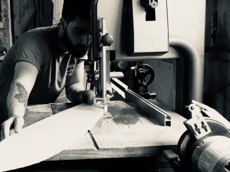 Kévin Thiré – ébéniste – professionnel – boutique