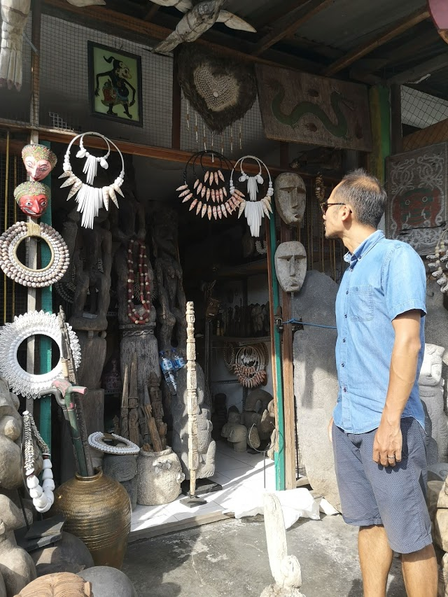 Artisanat exotique Indonésie Bali Thaïlande Inde