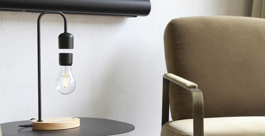 M.A Lux alba lampe design en lévitation idée déco luxe