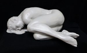 Sculpture nu féminin – Sylvie Bourély