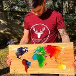 Mobilier bois résine -ResinWoodFR