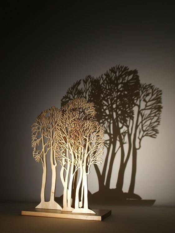 Dentelle de bois sculpture bois thème végétal forêt sculpteurs bois Cévennes