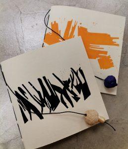 Calligraphie gravure Linogravure cMarie Thivrier Calligraphie gravure Linogravure calligravure cours calligraphie Montluçon