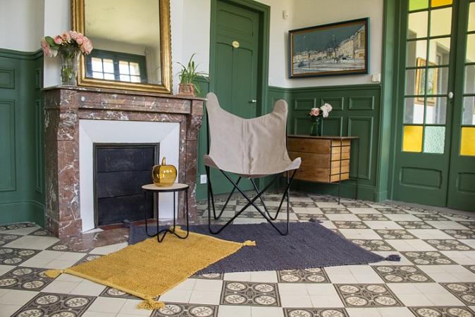 Décorateur Rouen Normandie projet déco rénovation Home staging conseil déco aménagement d'ambiance Projection 3D chambre parentale