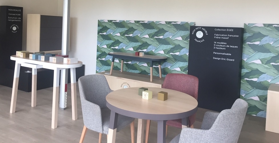 Eric Weiler Mon petit meuble français meuble design fabrication français française en bois massif